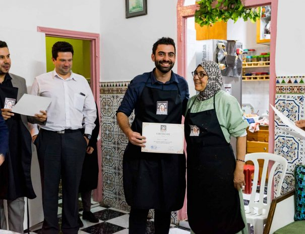 Rabat Family Cooking Class by Moroccan Food Tour 5
