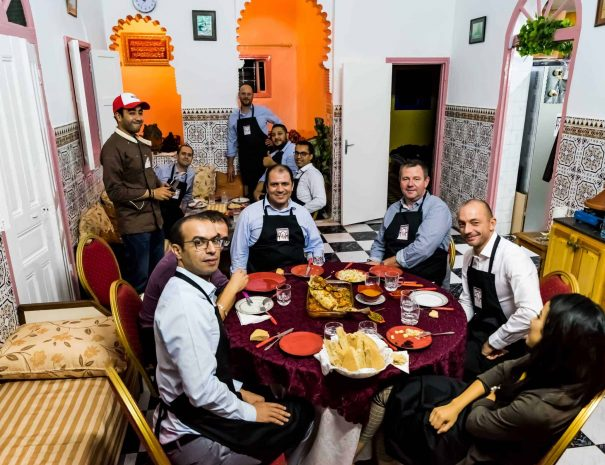 Rabat Family Cooking Class by Moroccan Food Tour 7