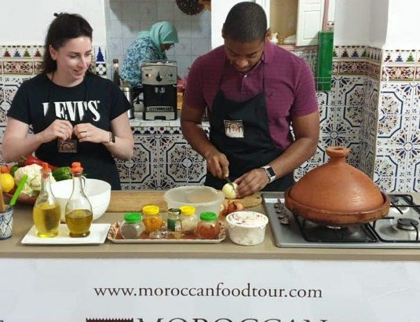 Moroccan Food Tour - Rabat Cooking Class 55