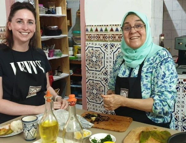 Moroccan Food Tour - Rabat Cooking Class 56