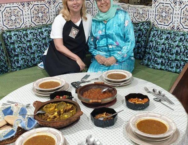 Moroccan Food Tour - Rabat Cooking Class 59