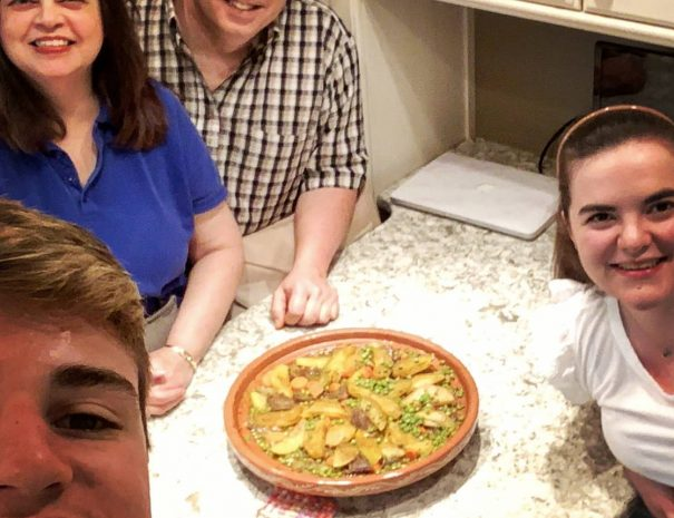 Online Moroccan Cooking Class - By Moroccan Food Tour 57