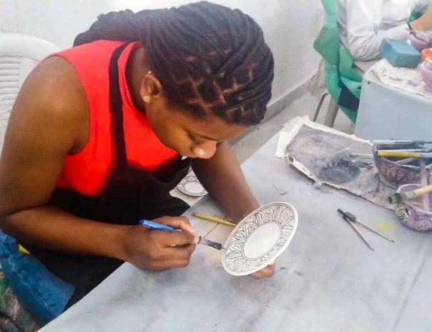 Fes – Pottery and Ceramics Workshop 14