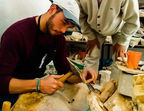 Fes – Pottery and Ceramics Workshop 3