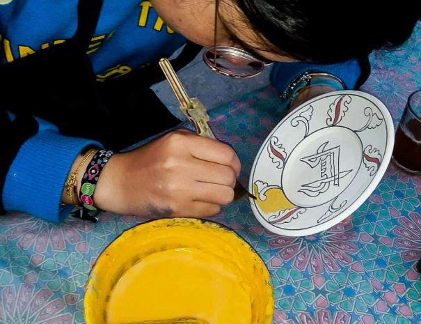 Fes – Pottery and Ceramics Workshop 8