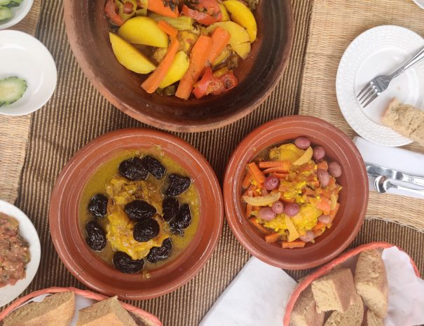 Moroccan Food Tour - Fez Cooking Classes 3