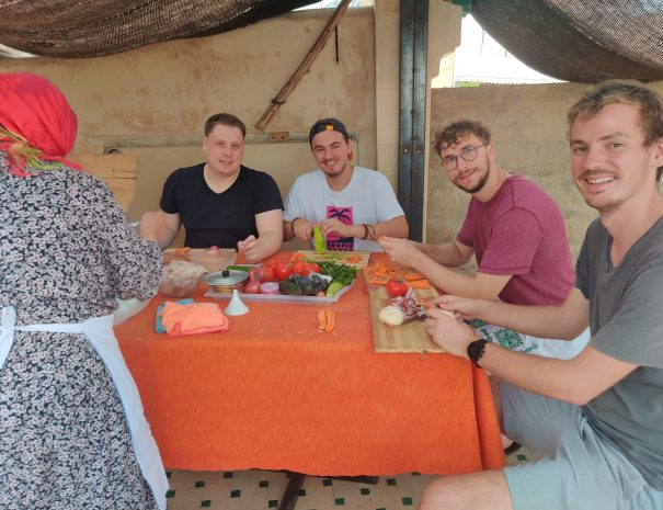 Moroccan Food Tour - Fez Cooking Classes 4
