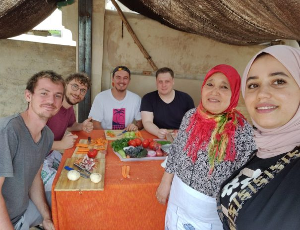 Moroccan Food Tour - Fez Cooking Classes 5