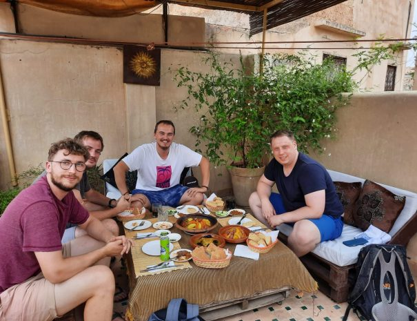 Moroccan Food Tour - Fez Cooking Classes 6