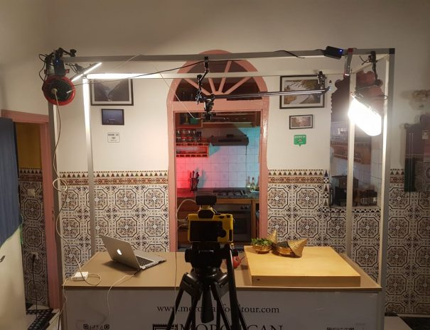 Moroccan Food Tour - Online Cooking Classes