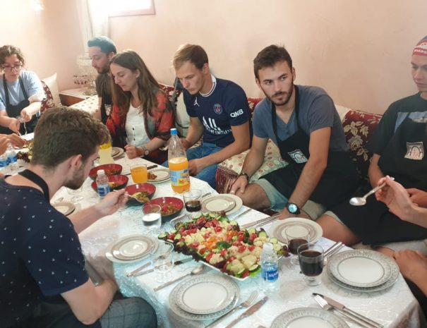 Moroccan Food Tour - Rabat Family Cooking Classes 1