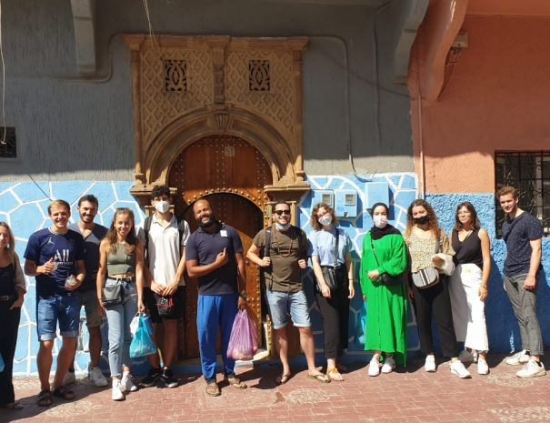 Moroccan Food Tour - Rabat Family Cooking Classes 4