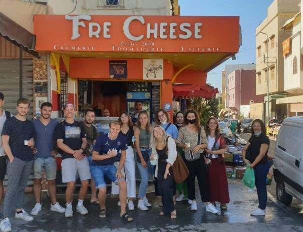 Moroccan Food Tour - Rabat Family Cooking Classes 5