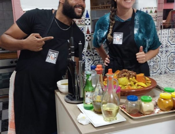 Moroccan Food Tour - Rabat Family Cooking Classes 6