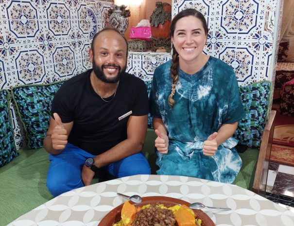 Moroccan Food Tour - Rabat Family Cooking Classes 7